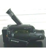 Sony Video 8 Handycam CCD-FX630 with 1 Rechargeable Batteries Case Manual - $35.99