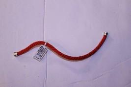 Women's Brighton Red Bracelet Connection Cord (Color CLQ BLOC) NWT - $18.69