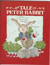 The Tale Of Peter Rabbit By Beatrix Potter;Margot Apple,ill.;Book+33 1/3 Record - $12.99