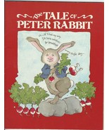 The Tale Of Peter Rabbit By Beatrix Potter;Margot Apple,ill.;Book+33 1/3... - $12.99