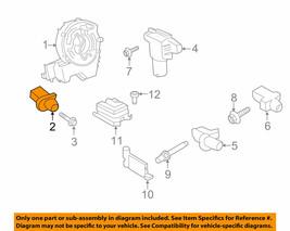 17 18 Ford Explorer F-150 Fiesta Mustang Front Impact Sensor FR3Z-14B004... - $70.00