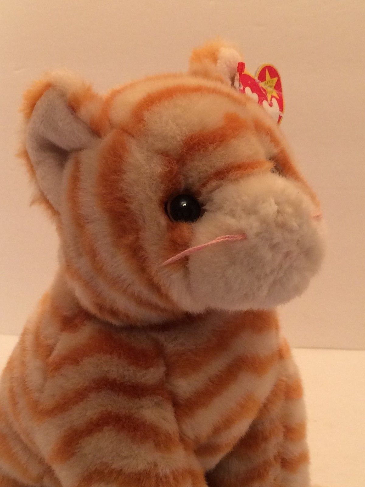 Retired Ty Beanie Buddy 1999 AMBER Tiger and 50 similar items. 57 2456fabaabc5