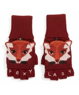 Kate Spade New York Gloves Foxy Pop Top Mittens NEW $98 - $77.22