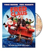 Fred Claus (DVD, 2008) - $1.95