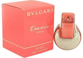 Bvlgari Omnia Coral Perfume 2.2 Oz Eau De Toilette Spray image 2