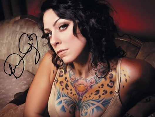Primary image for  DANIELLE COLBY CUSHMAN SIGNED PHOTO 8X10 RP AUTOGRAPHED * AMERICAN PICKERS *