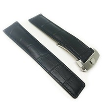 Dismay 22mm Watch Band Strap Alligator-Style Deployment Clasp Made For Tag Heuer - $37.39