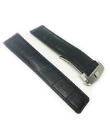 Dismay 22mm Watch Band Strap Alligator-Style Deployment Clasp Made For T... - $37.39