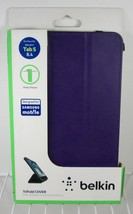 Belkin Slim Style Case/Cover for Samsung Galaxy Tab S 8.4, Purple (F7P30... - $7.59