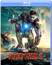 Iron Man 3 [Blu-ray+DVD]