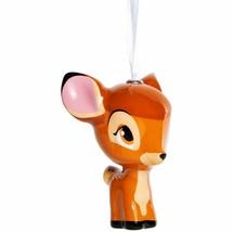 Hallmark® character decoupage christmas ornament Disney Bambi w - $12.99