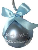 First Christmas Ornament by Kurt Adler Item #GG0585 Little Boy Blue-Holi... - $191,81 MXN