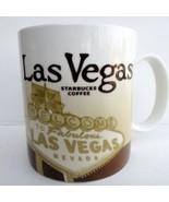 Nuovo ~ Starbucks Las Vegas Global Icon Tazza da Collezione Serie 473ml ... - $34.38