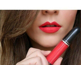 "NEW in Box MAC ""RED JADE"" Retro Matte Liquid Lipcolour - $20.74"