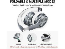 Bluetooth 5.0 Over Ear Wireless Headphones image 3