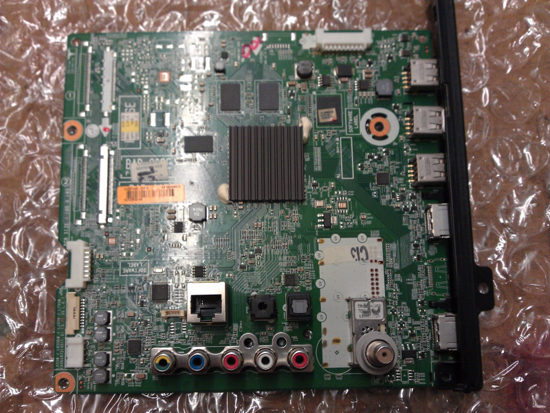 EBT62368518 Main Board From LG 47LA6200-UA.BUSYLJR LCD TV