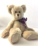 Vintage Hollybeary Disneyland Doll Teddy Bear Convention Limited Mohair ... - $1,290.99