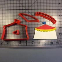Circus Tent 102 Cookie Cutter Set - $6.00+
