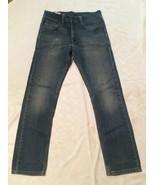 Levi Strauss Blue Jeans Size 14 R 27/27 - $4.94