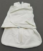 Halo Sleep Sack Swaddle Cream Fleece Wearable Blanket Newborn 0-3 months - $12.34