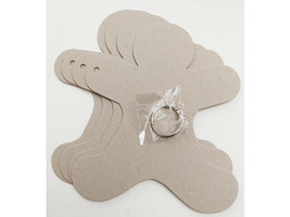 "Michael's Gingerbread Mini Chipboard Album 7.5"" x 6.25"""