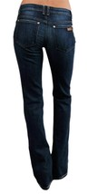 "NEW NWT JOE'S WOMEN'S ""THE HONEY"" BURKE BOOT CUT CURVY JEANS BLUE HBCU5071"