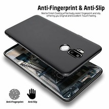LG G7 ThinQ Case Hard PC Cover Ultra Slim Scratch Shock Resistant Matte ... - $14.84