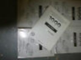 Gm Factory Set 1999 Chevy Silverado Truck Service Shop Repair Manual Inc Suppl - $138.55