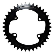STYX Black 38T MTB Mountain Bicycle Chainring 96bcd CNC 7075 38T image 2