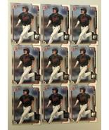 11 lot cards RYAN MOUNTCASTLE 2015 Bowman Draft paper base rookie RC Ori... - $24.99