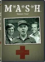 MASH TV Complete Fourth Season 4 Four Series DVD Set of Episode Show Vol... - $26.72