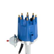 Pro Series R2R Distributor for Mopar Dodge Chrysler BB, V8 Engine Blue Cap image 2