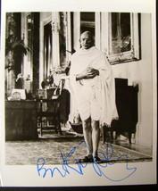 BEN KINGSLEY AS GANDHI (ORIGINAL AUTOGRAPH PHOTO (CLASSIC) WOW - $123.75