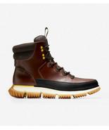 Cole Haan Men's Zerogrand Hiker Water proof Boot Size 9W C31845 Earthen/Ivory - $210.38