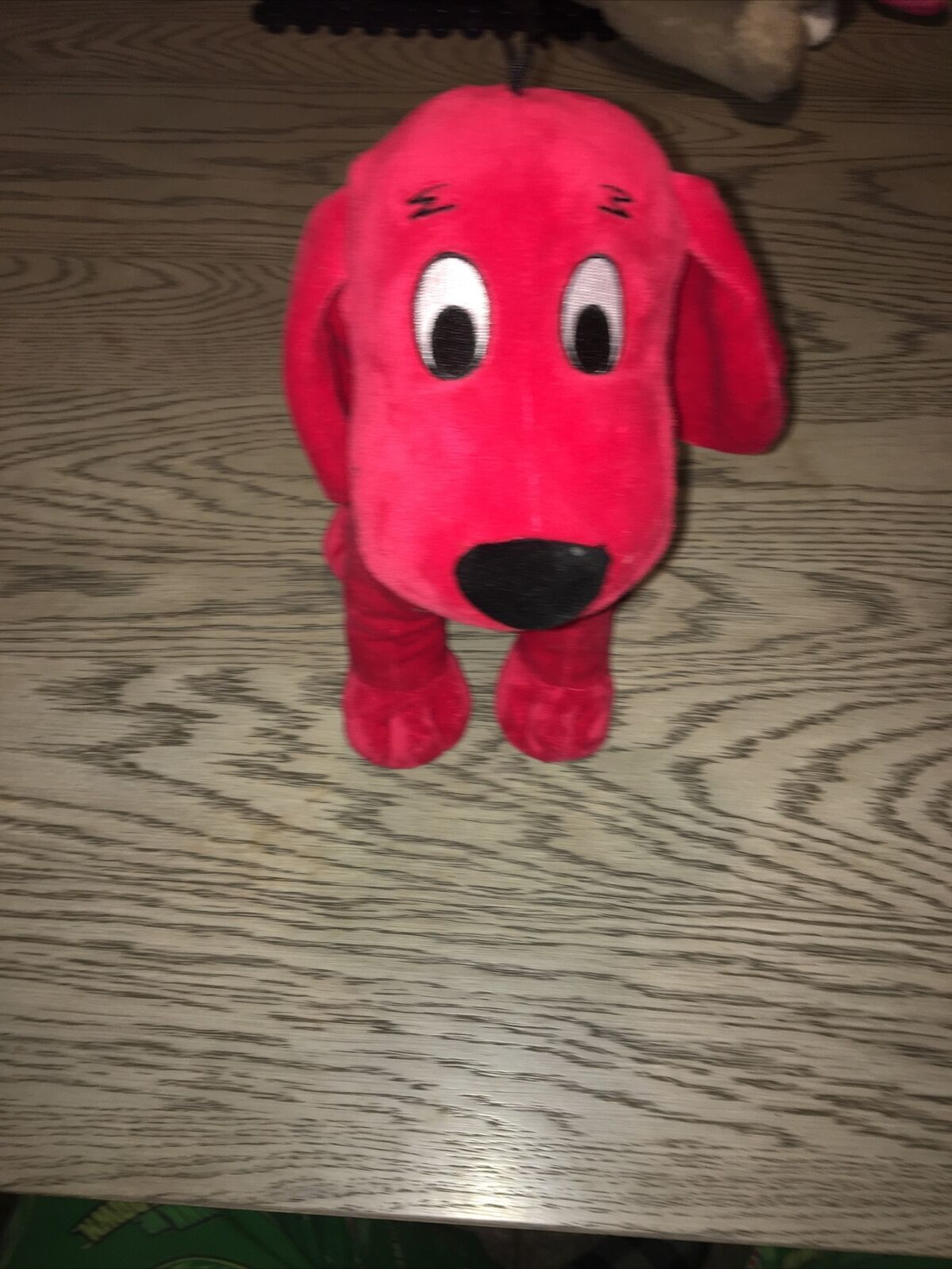 Kohls Cares For Kids Clifford The Big Red Dog  Plush Toy Stuffed Animal - $11.99