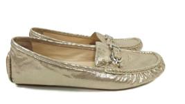 DONALD J PLINER  Viky Womens Driver Moccasins Loafers Shoes Size 11 M Go... - $45.60