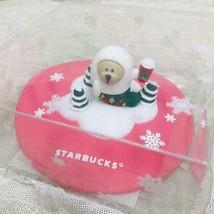 Starbucks Cup Cover Mug Tumbler Cherry Blossom Christmas Stainless Steel - $47.03
