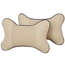 George Jimmy A Pair of Car Seat Headrest Travel Pillow Neck Pillow Brace... - $386,57 MXN