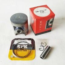 YAMAHA PW80 PW 80 PISTON KIT RING ENGINE GASKET I PK10