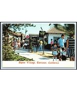 Alpine Village Vintage Postcard Torrance,California - $5.00