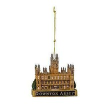 Downton Abbey® Castle Ornament w - $19.99