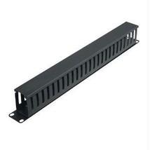 Tripp Lite Rack Enclosure Horizontal Cable Manager (finger Duct) 1urm - $73.75