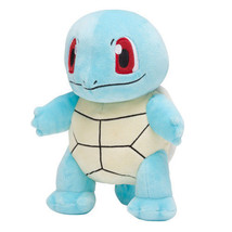 Pokemon center 20th Anniversary Squirtle Plush doll small size New Japan - $48.00