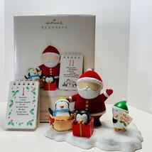 Hallmark Keepsake Countdown to Christmas Calendar Advent South Pole Pals... - $18.70