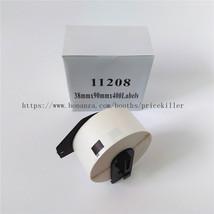 90 x Rolls Brother DK 11208 DK-11208 DK11208 DK-1208 DK 1208 Compatible Labels - $550.00
