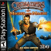 Crusaders of Might & Magic PS [video game] - $12.79