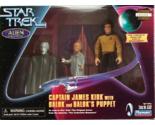 Star Trek Captain Kirk Balok Balok's Puppet Corbomite Maneuver 013182 Playmates