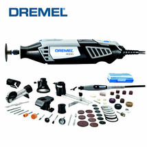 DREMEL 4000-6/50 Variable Speed Rotary Tool Kit w/ 50 Accessories -- 220V image 2