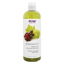 NOW Foods Grapeseed Oil, 16 Ounces - $15.89