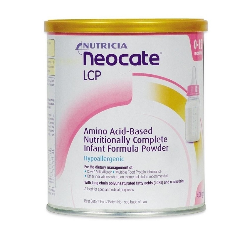 Primary image for Neocate LCP Formula 6 Pack ( 6 X 400g)